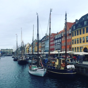 The beautiful Nyhavn