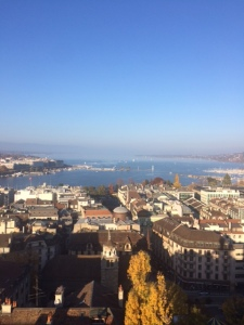 The view after climbing a couple of hundred stairs