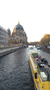 European cities love boat tours!