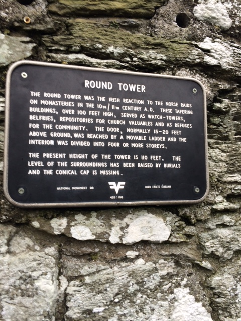 round tower explanation